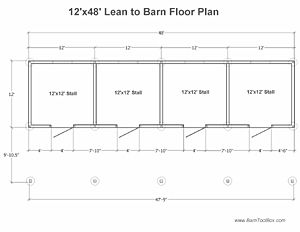 Leanto Shed Floor Plan Sample Shed Blueprints Pallet Shed Plans Shed Floor Plans