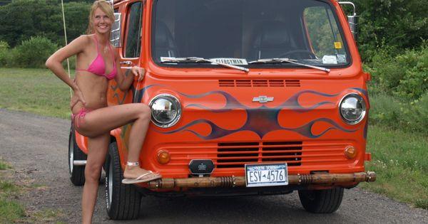 Custom Chevy Vans