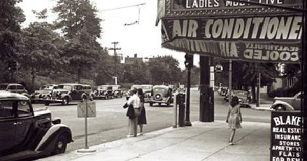 Movie Theaters Were Some Of The First Public Places To Have Air