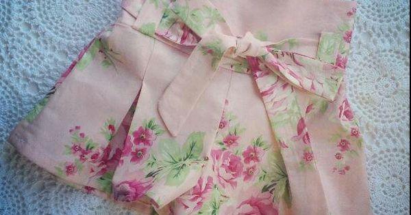 Beautiful pleated shorts Children Pinterest Child