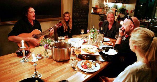 Soul Kitchen – Die etwas andere Kochshow mit Kante, Laura Karasek ... | {Kochshow 33}