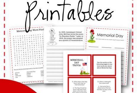 memorial day trivia names