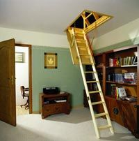 Cost To Install Attic Stairs Attic Renovation Attic Apartment Attic Remodel