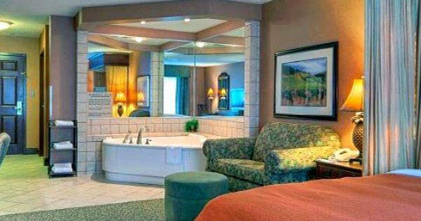 Virginia Hot Tub Suites Hotel Rooms With Private Jetted Spa Tubs