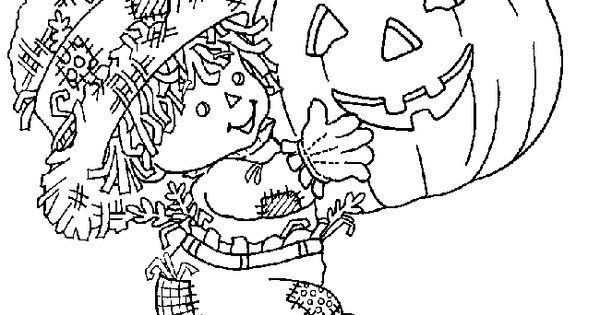 scary halloween tree coloring pages - photo#25
