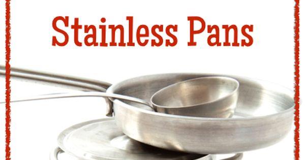 Food Network Stainless Steel Skillet