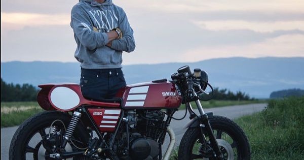 overbold motor co. — yamaha xs 250@cafegaragecycles #caferacer