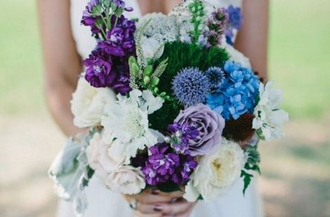 100 Amazing Summer Wedding Bouquets For Every Bride | HappyWedd.com