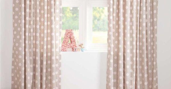 d co chambre b b 33 rideaux pour les filles et les gar ons beaux rideaux rose p le et dans. Black Bedroom Furniture Sets. Home Design Ideas