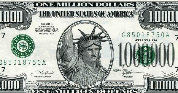 Million Dollar Businesses With Images One Million Dollar Bill