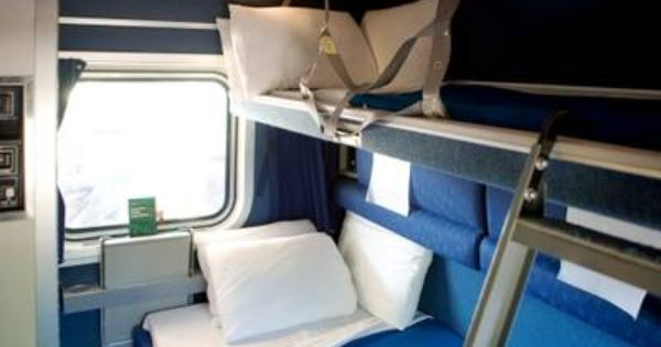 Amtrak Bedroom Picture 2018
