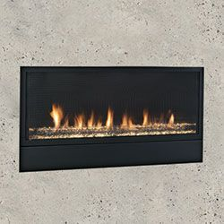 42 Artisan Total Signature Command Vent Free Linear Fireplace