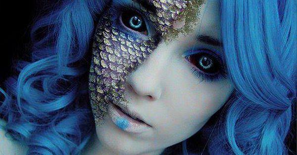 See 29 Mind-Blowing Halloween Makeup Transformations | Makeup