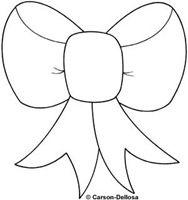 Lazo Carson Gif Manualidades Flor De Paper Bordado De Navidad