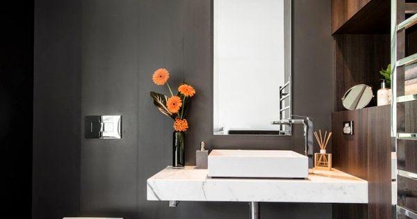 Dise o de interiores arquitectura moderna casa con un for Diseno de banos contemporaneos