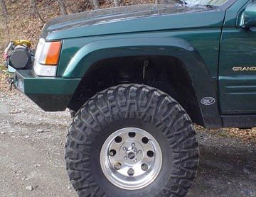 Large Flares For Jeep Grand Cherokee Zj Jeep Zj Jeep Grand