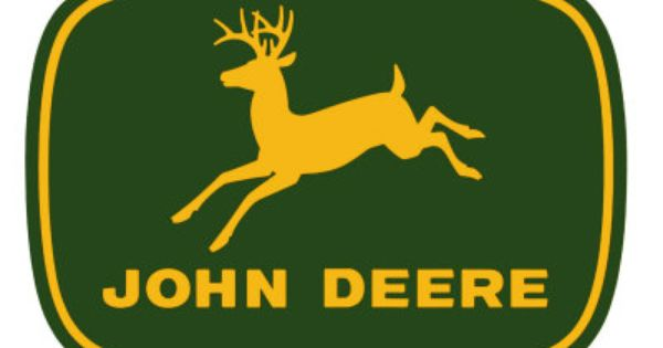John Deere Emblem Embroidery Designs : John deere logo embroidery design waterloo web