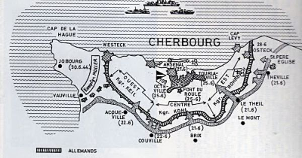 cherbourg france d day tours