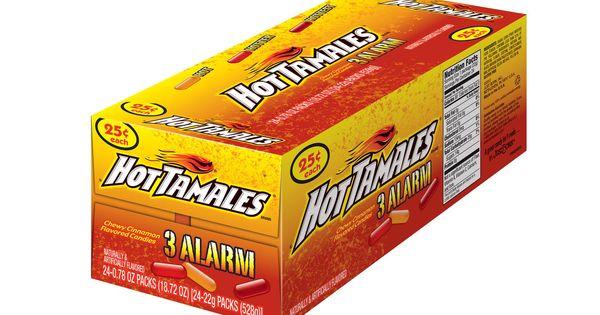 hot tamales 3 alarm 24 ct hot tamales pinterest