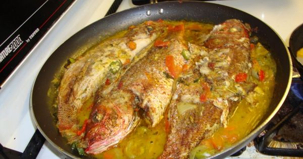 Recipe for jamaican fish in coconut milk jamaica for Jamaican butter fish