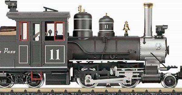 LGB Christmas train (Starter Set) | LGB trains  |Lgb Engine Cow