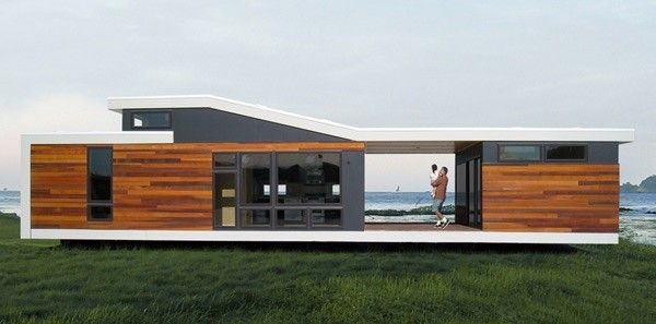 640 Sq Ft California Solo 1 Modern Prefab Tiny House Modern