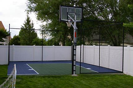 View Tons Of Outdoor Courts And Indoor Courts Designed And Built By Sport Court Get G Basketball Court Backyard Outdoor Basketball Court Home Basketball Court