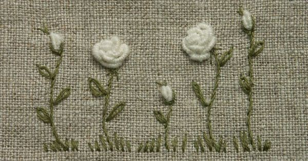 Bela stitches haft embroidery pinterest