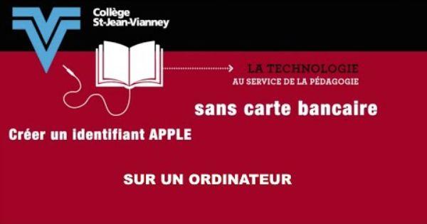 Creer Un Identifiant Apple Sans Carte Bancaire A Partir D Un Ordinateur Pc Ou Mac Youtube Incoming Call Screenshot Incoming Call