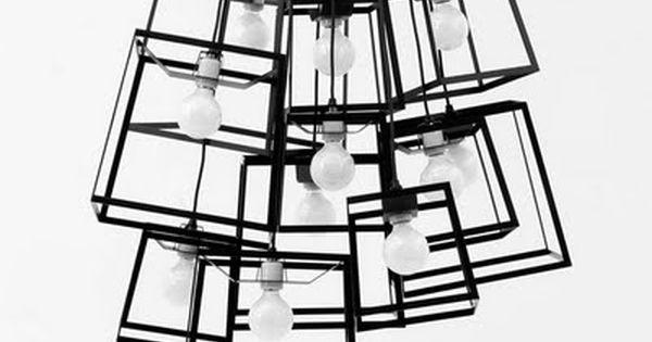 Iacoli & McAllister Large Frame Light Cluster