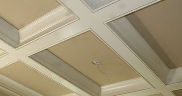 Tray Ceiling Molding: Ceiling Crown Molding In Kitchen