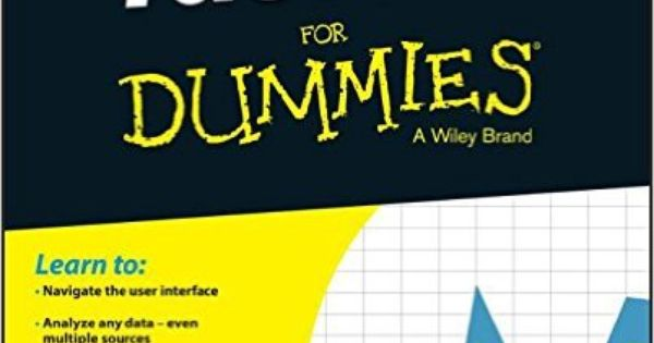 tableau for dummies pdf download