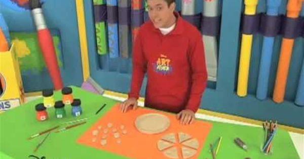 Art attack pizza puzzle camp c a w pinterest - Art attack manualidades ...