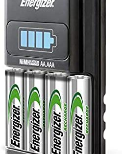 I Love This Product Charges Batteries In Only One Hour Energizer Aa Aaa 1 Hour Charger With 4 Rechargeable Batteries Nimh Battery Charger Nimh Battery