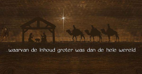 Christelijke Citaten Kerst : Eens was er een kleine stal op aarde waarvan de inhoud