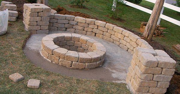 Fire pit 10 jardiner a jard n y casa hogar for Casa hogar jardin