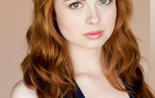 Galadriel stineman, Actresses and Middle on Pinterest