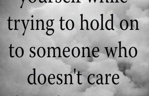 So true. Always stay true to you.