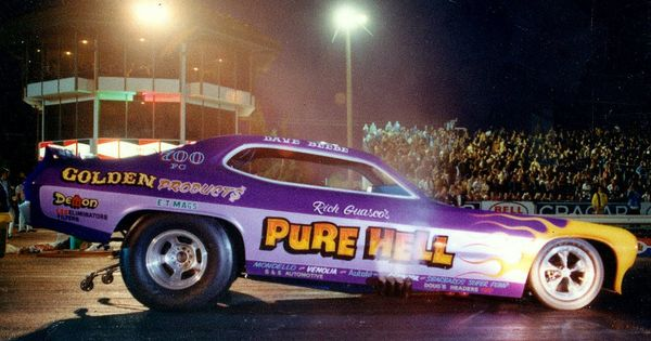 How Much Is The Dodge Demon >> Pure Hell '72 Dodge Demon Funny Car. | Funny Car's ...
