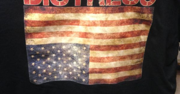 united states flag upside down meaning