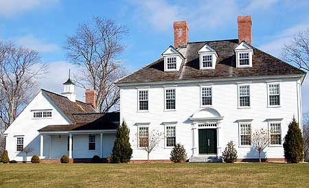 Colonial Style House Plan 5 Beds 5 5 Baths 5432 Sq Ft Plan 453 27 Colonial House Plans House Plans Mansion Colonial House