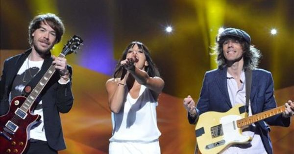 eurovision puesto de edurne