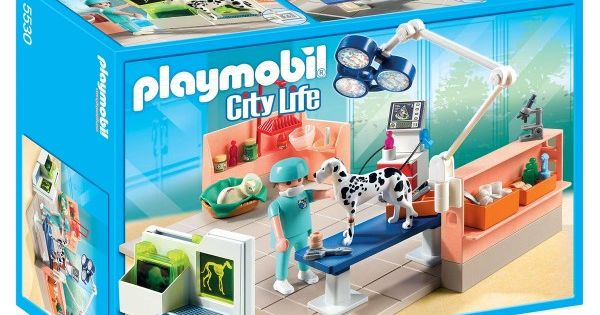 la clinique v t rinaire de playmobil d co b b s et enfants pinterest playmobil. Black Bedroom Furniture Sets. Home Design Ideas