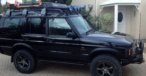 2003 land rover discovery platinum v8 the same look i 39 m going for my 2 5 3oo tdi disco s. Black Bedroom Furniture Sets. Home Design Ideas