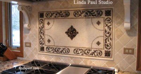 Metal Flower Accent Tiles For Kitchen Backsplashes Decorative Tile Inserts Decorative Floor Tile Decorative Tile