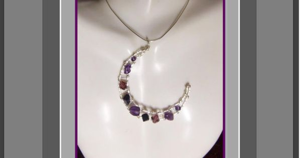 Protection jewelryamethyst healing jewelrytwitches moon necklace protection jewelryamethyst healing jewelrytwitches moon necklacetwitches pendantcelestial jewelrymoondisneysun moon jewelry mozeypictures Gallery