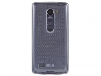 Capa Protetora Jelly Para Lg Leon Voia Celular Smartphone