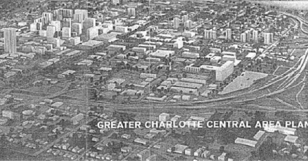 Pin On Charlotte Then And Now