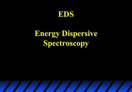Eds Energy Dispersive Spectroscopy Scanning Electron Microscope Electron Microscope Electrons