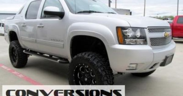 2012 Chevy Avalanche Lt Z71 Lifted Truck Chevy Avalanche Gmc